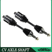 Front Cv Axle Shaft Left Right For Olds Alero Auto Trans 2.2l 3.4l I4 99-04