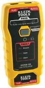 Klein Tools Lan Explorer Data Cable Tester With Remote Vdv526-100