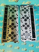 New 2 Ford 6.0 Turbo Diesel F350 O-ring Cylinder Heads 20mm Cast613 Only 06andup