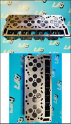 2 Ford 6.0 Diesel F350 O-ring Cylinder Heads Cast080 02-06 18mm Reman No Core