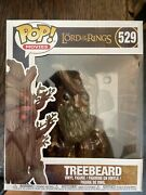 Funko Pop The Lord Of The Rings Treebeard 529 6 Inch New