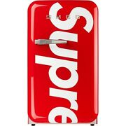 Supreme Smeg Mini Refrigerator In-hand Ready To Ship Or Local Pick Up