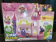 Fisher-price Disney Princess Musical Dancing Palace By Little People