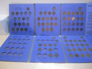 Coins Canada Small Cent And Us Coin Collection 1920 To Date 2 Books