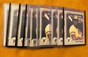 Tony Gwynn 1983 Fleer Rc 360 Lot Of 10 Cards. Nm+ To Nmmt+ Or Better. Free Ship