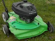 Lawn-boy 2 Cycle Push Mower Silver Series 4.75 H.p. Commercial Engine Loc Pickup