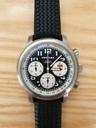 Chopard Mille Miglia 2000 Chronograph Watch 40mm Rubber Strap With Box And Papers