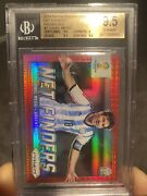 2014 Panini Prizm World Cup Lionel Messi Net Finders Red /149 Bgs 9.5 Gem Mint