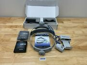 Coolview 1400 Xt Surgical Headlamp W/2 Batteries 21225 And Charger P 0659