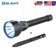 Olight Javelot Turbo Flashlight Tactical Usb Rechargeable+ Open 2 Pen And Light