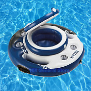 Intex Mega Chill Inflatable Floating Cooler 35 Diameter Brand New Fast Shipping