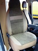 Semi Pour A Ford Transit 2009 Camping-car Siandegravege Housses Penelope Mh-493