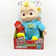 Cocomelon Roto Jj Doll Bedtime Soft 10 Inch Singing Plush Toy Youtube