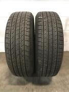 2x P225/65r17 Toyo Open Country A20 7/32 Used Tires