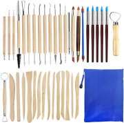 38 Pcs Wood Carving Kit Tools Knife Whittling Set The Perfect Gift For Beginners
