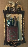 Vintage Federal-style Mirror Gilded Eagle 20th Century 44 Height