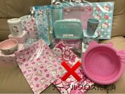 Hello Kitty Kitchen Supplies Set Character Goods New Good From Japan By Dhl