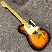 New Fender 75th Anniversary Commemorative Telecaster Electric Guitar W/ Ohsc