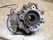 1996 Yamaha Yfh250 250 Timberwolf Rear Back Differential Transfer Case Gears 96