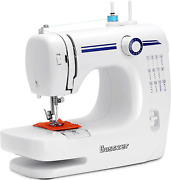 Bosszer Mini Sewing Machine For Beginners And Kids,portable Small Household Sewi