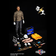 Proforcetoys P005 1/6 Scale The Electricians W/tool Collectible Action Figure