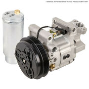 Ac Compressor And A/c Drier For Lexus Rx400h 2008