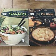 Vintage Good Housekeeping Cookery Recipe Magazines 1958 Salads And Party Pies