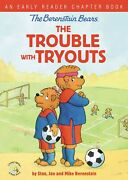 The Berenstain Bears The Trouble With Tryouts Living Lights-hardcover