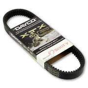 Dayco Xtx Drive Belt For 2018 Arctic Cat Xf 8000 Cross Country Limited Es - Nd
