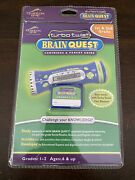 Quantum Leap Turbo Twist Brain Quest Cartridge And Parent Guide 1st And 2nd Grade