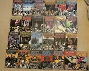 Walking Dead Trade Paperback Lot Volume 1-22 27-29 Collection Image Comics