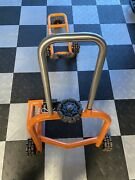 Motorcycle Stand Front And Rear