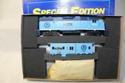 Athearn Blue Box Special. Ed. Ho Scale Athearn Special Gp38-2/ Caboose 2212
