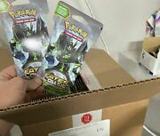 Pokemon Xy Fates Collide Sleeved Booster 36 Packs = 1 Booster Box Sealed