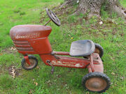 Vintage Murray Trac Pedal Tractor Turbo Drive Metal Ride On Toy Shipping Options