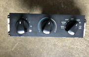1992 93 94 95 96 Ford Truck F150 F-250 F350 Bronco A/c Heater Climate Control