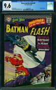 Brave And The Bold 67 Cgc 9.6 Batman And The Flash