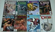 Savage Sword Of Conan The Barbarian 200-234 Lot Of 28marvellow Print End