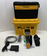 Fluke Tsi40 Ir Infrared Thermal Imager Imaging Camera Excellent Condition