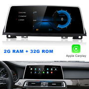 Android Car Gps Stereo Dash Carplay For Bmw 7 Series F01 F02 2009-12 Cic System