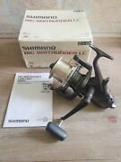 Original Shimano Big Baitrunner Long Cast Fishing Reel In Great Condition Boxed