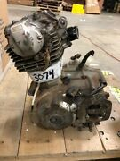 1981 Honda Xl125s Engine Turns Stiff Replacement Part Not Tested