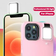 Trend Case Light Selfie Beauty Ring Flash Case Stable Perfect For All Iphone