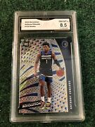Anthony Edwards 2020-21 Revolution Rookie Card Rc 125 Graded Gma 8.5 Nm-mt+