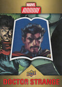 2017 Marvel Annual Patches Non-sport Card Cp10 Doctor Strange