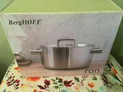 Berghoff Ron 10 18/10 Stainless Steel 5-ply Covered Stockpot Price 249