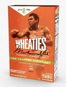 Wheaties Century Collection Gold Box 1 Muhammad Ali Ready To Ship
