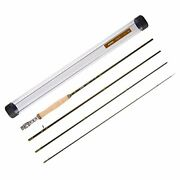 Sword Graphite Fly Fishing Rod 4 Piece 9ft - Im7 Carbon Fiber Blank - 9wt-9and039