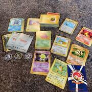 Pokemon Card Game 1996 Vintage Set Of 230 Pieces On The Old Back Side