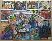 Amalgam Comics Set Of 16 Issues All 1 See Description For List Of Titles
